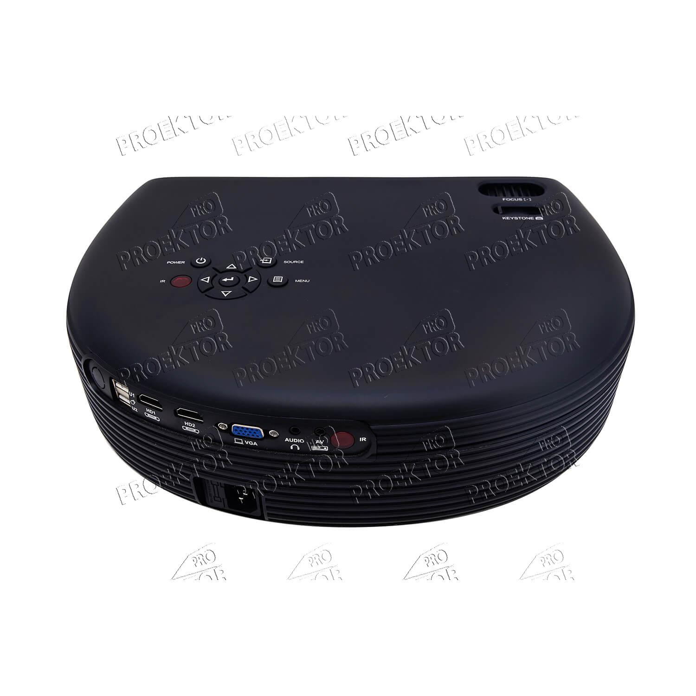 Мини проектор Cheerlux CL760 (черный) - 2
